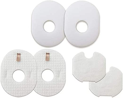 HV303 Fette Filter HV301 Foam /& Filter Set HV302 HV308 Vacuum Filters Compatible with Shark Rocket HV300 HV305 HV300W UV450 HV310 Compare to Part # XFFV300