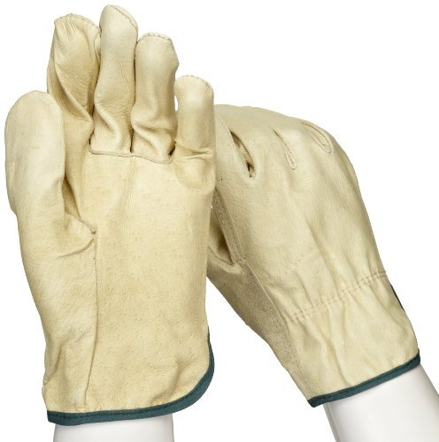 West Chester 994 Select Grain Pigskin Leather Driver Work Gloves: Straight Thumb Medium 12 Pairs [並行輸入品]  B07N8CJ2QZ