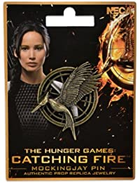 The Hunger Games: Catching Fire Mockingjay Pin Prop Replica