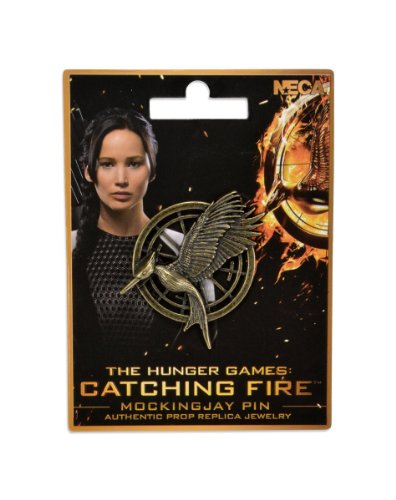 NECA Hunger Games Catching Mockingjay