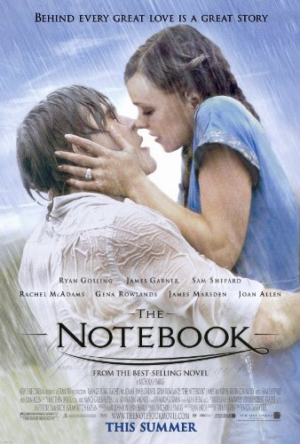 The Notebook 27x40 Movie Poster