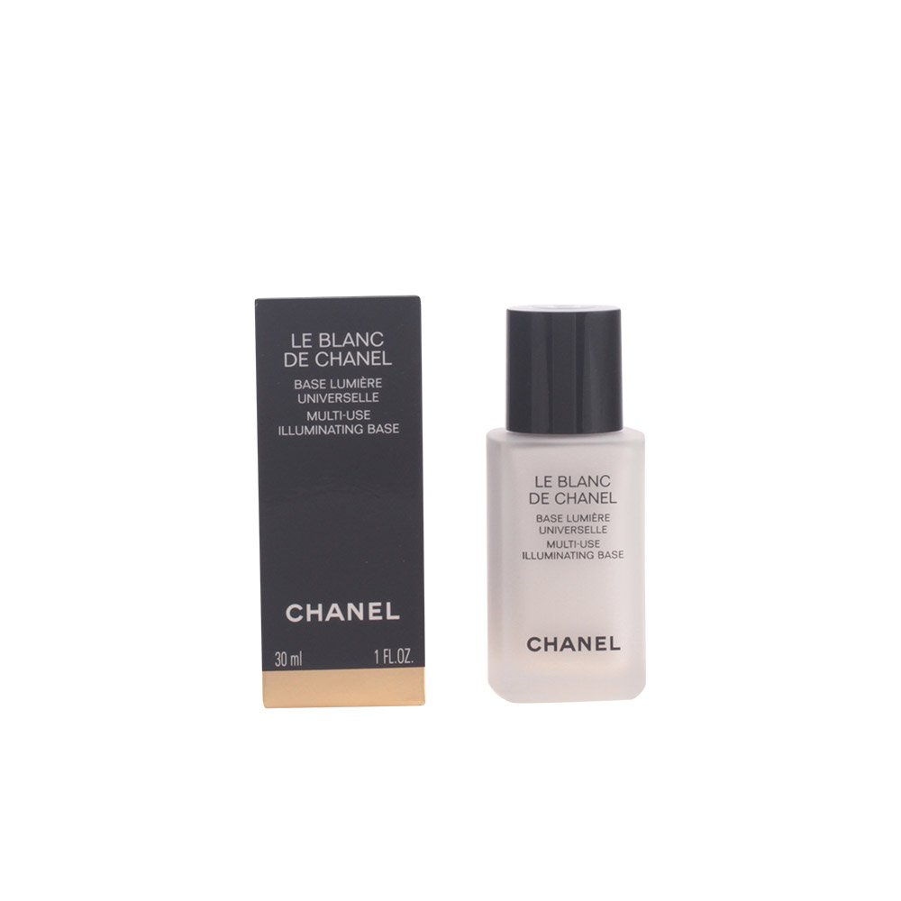 Amazon.com : Chanel Le Blanc De Chanel Multi-Use Illuminating Base 1oz, 30ml : Beauty