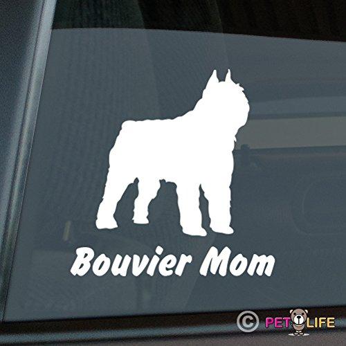 Bouvier Mom Sticker Vinyl Auto Window des Flandres