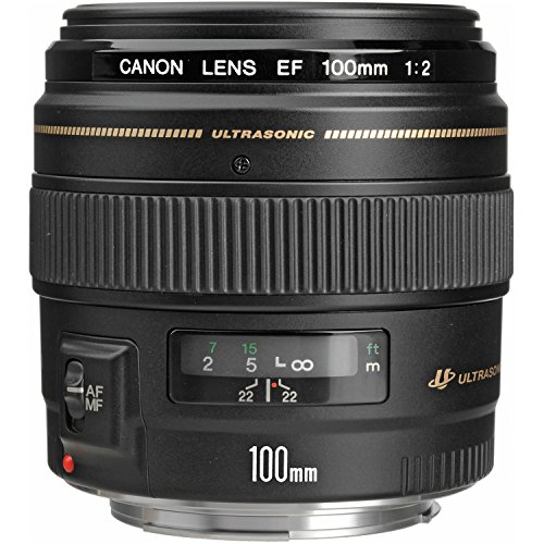 Canon EF 100mm f/2 USM Lens (Canon Ef 100mm F2 8 Macro Lens)