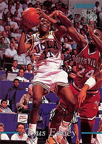 Tyus Edney Basketball Card (UCLA Bruins) 1995 Classic Draft Rookie Laser Autograph Edition #45 ()