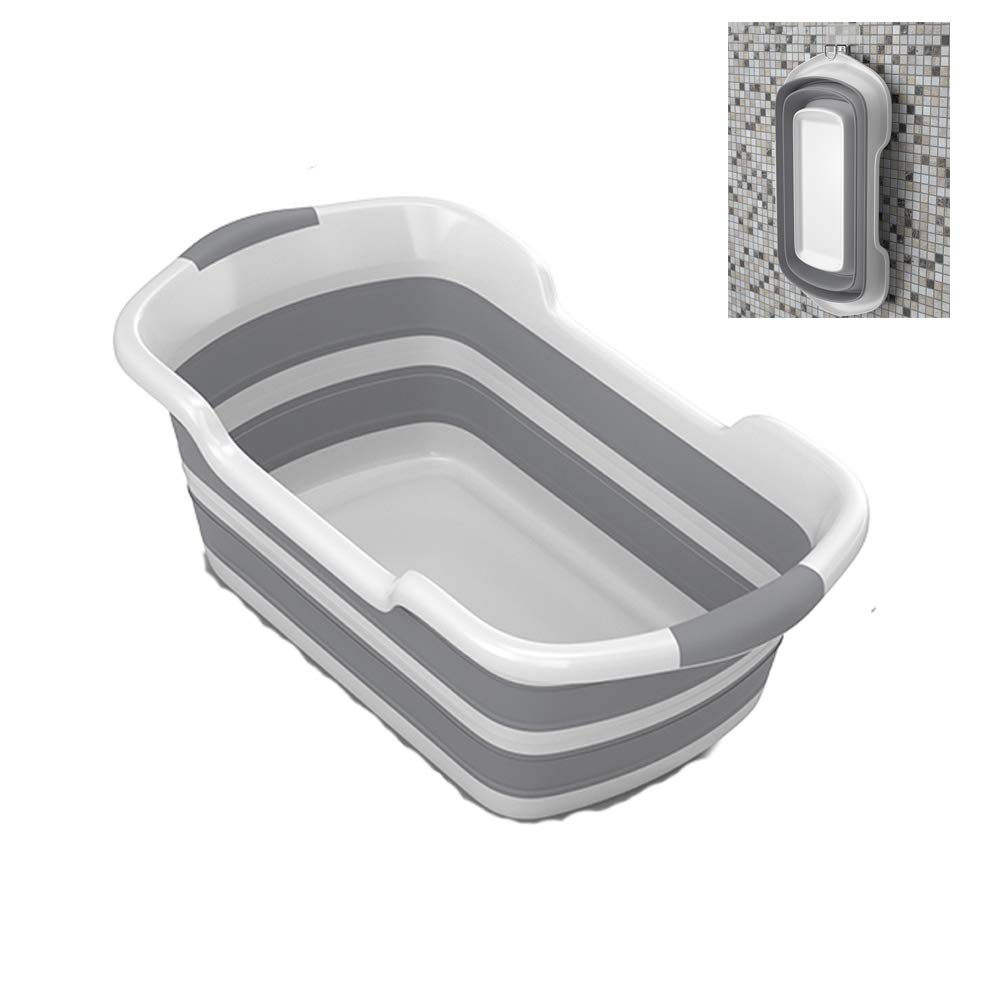 GXYHJX Pet Bath, Portable Collapsible Dog Bath Tub For Dogs And Cats