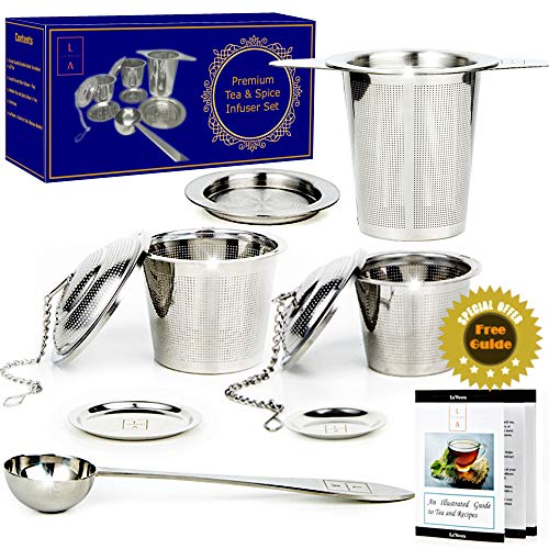 LaNesra Stainless Ultra fine Including Illustrated product image