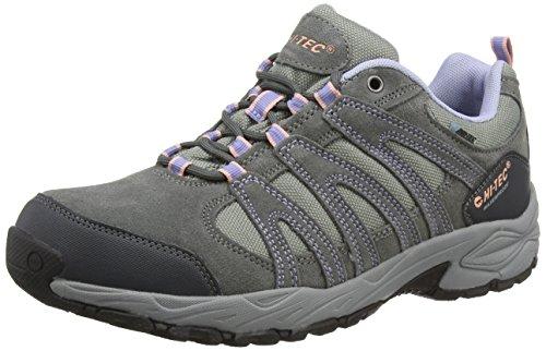 II Hiking Womens Tec Hi Walking Low Grey Shoes Sneakers Alto BqwpnSAR