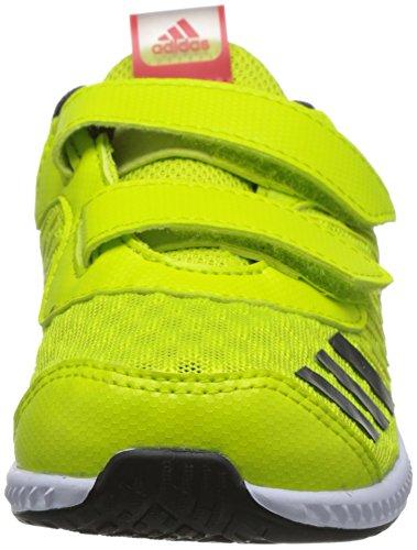 adidas Fortarun Cool Cf I - ftwwht/carbon/ftwwht Gelbtöne