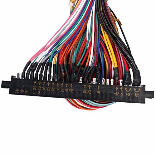 Wondrous Jual Eg Starts Arcade Jamma 56 Pin Interface Cabinet Wire Wiring Wiring Digital Resources Skatpmognl