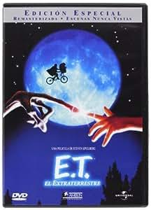 E.T. El extraterrestre (Edición especial) [DVD]