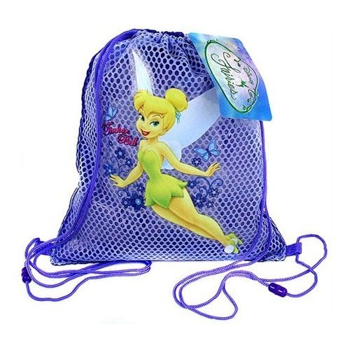 (11 Count) Tinkerbell Sling Backpack Party Favors -