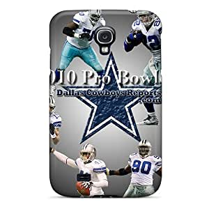 Series Skin Cases Covers For Galaxy S4(dallas Cowboys)