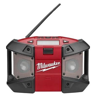 Milwaukee M12 Cordless Job-Site Radio 2590-20