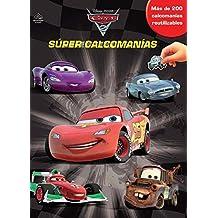 Super calcomanias: Cars 2