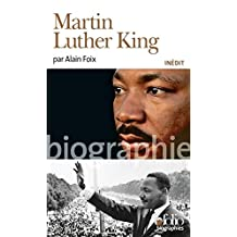 Martin Luther King (Folio Biographies) (French Edition)
