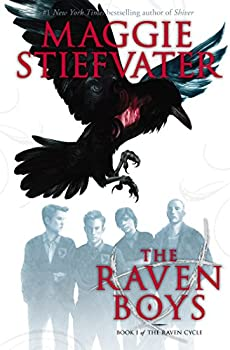 The Raven Boys by Maggie Stiefvater science fiction and fantasy book and audiobook reviews