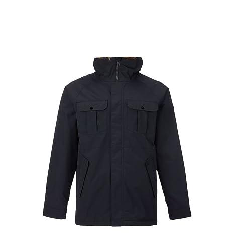 Burton Sport e Uomo M Nero Giacca Jacket it Jacke Amazon Doyle rnxBPzHvr