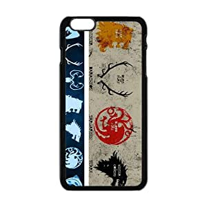 Game Of Thrones Cell Phone Case for Iphone 6 Plus