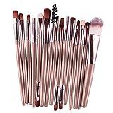 Facial Yoga Lip Lines - LUNIWEI Beauty Makeup 15 PCS/Set Brush Set