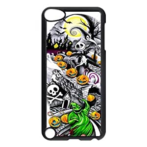 DIY Fashion The Nightmare Before Christmas Hard Shell Snap On Slim Cover Case for iPod Touch 5¡ê? 5th Generation