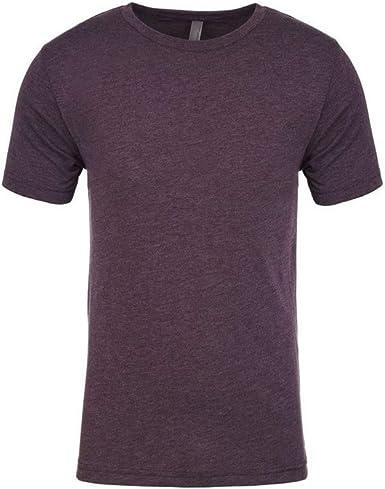 Next Level - Camiseta de Cuello Redondo Tri-Blend para Hombre Caballero: Amazon.es: Ropa y accesorios