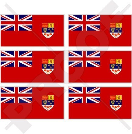CANADA Canadian RED ENSIGN Flag 40mm (1,6