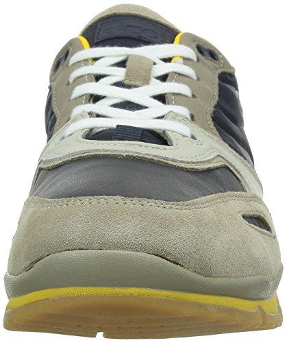Calzado deportivo para hombre, color Beige , marca GEOX, modelo Calzado Deportivo Para Hombre GEOX U SANDRO B ABX Beige Beige - Sand/Navy
