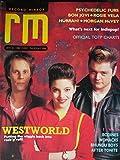Record Mirror (January 31, 1987) Westworld, Psychedelic Furs, Bon Jovi, Rosie Vela, Hurrah!, Morgan McVey, Indiepop