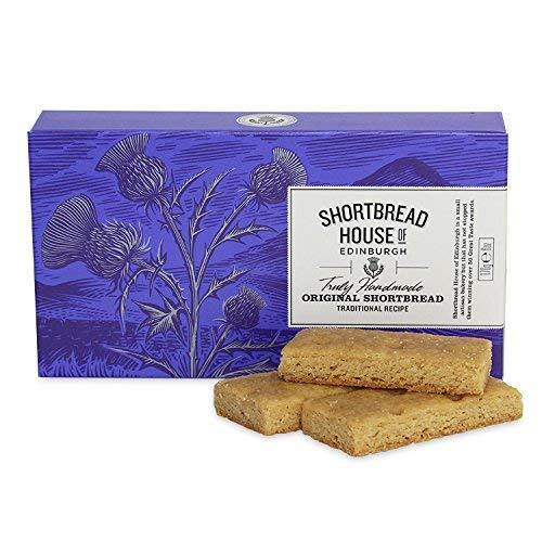 (Shortbread House of Edinburgh's Original Recipe Shortbread Fingers)