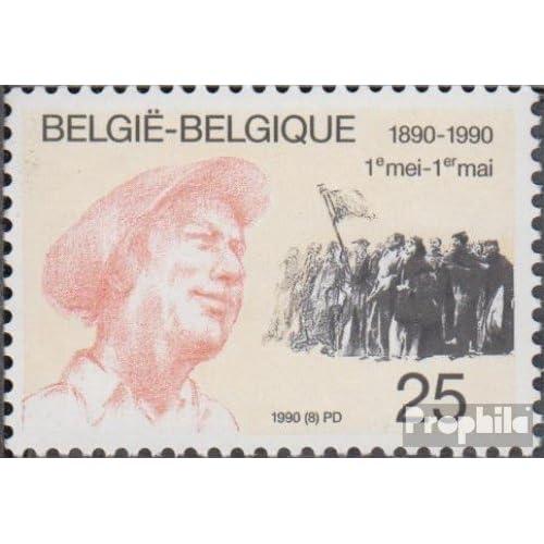 Belgique 2418 (complète.Edition.) 1990 Jour le Travailler (Timbres pour les collectionneurs)