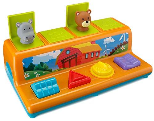Playkidz Durable Animals Activity Poppin product image
