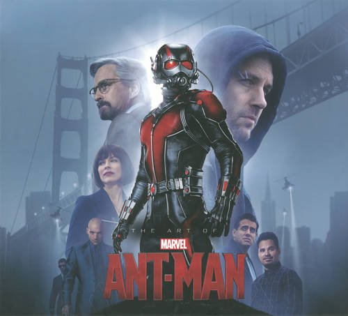 Marvel s Ant-Man: The Art of the Movie Slipcase