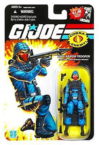 G.I. Joe 25th Anniversary Comic Series Cardback: Cobra Bazooka Trooper (Anti-Armor Trooper) 3.75 Inch Action Figure -