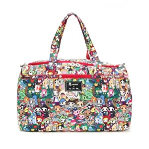 Ju Ju Be Starlet Tokidoki Fairytella Diaper Bag from Ju Ju Be