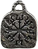 AzureGreen Engraved Rune of Protection Shield...