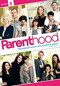 Erika christensen parenthood season 5