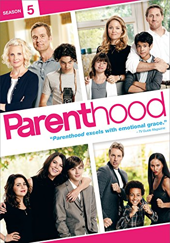 DVD : Parenthood: Season 5 (Boxed Set, Snap Case, Slipsleeve Packaging, 5PC)