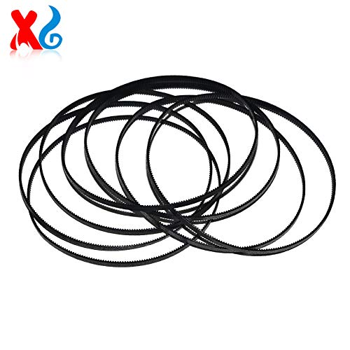 Printer Parts 10X Re-Manufactured 7110 7610 Short Carriage Tracking Feeding Belt Replacement for HP Officejet 7110 7610 7612 6700 CM751-40275 by Yoton (Image #3)