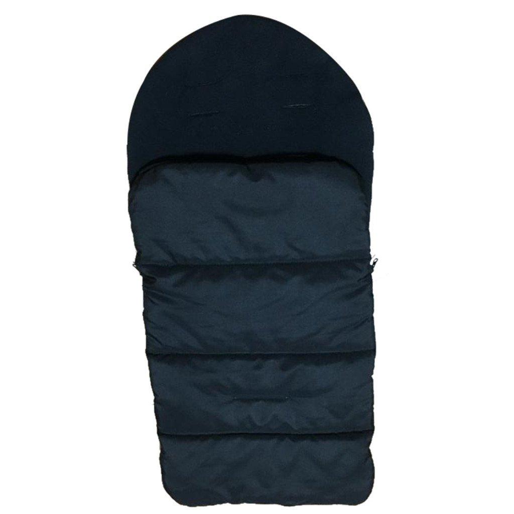 Yinpinxinmao Baby Stroller Car footmuff Seat Warm Mat Cushion Sleeping Sacks Bag (Black)