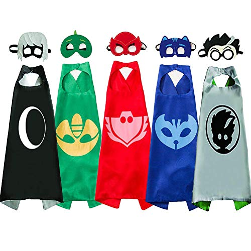 Superhero Masks Costumes and Dress up for Kids