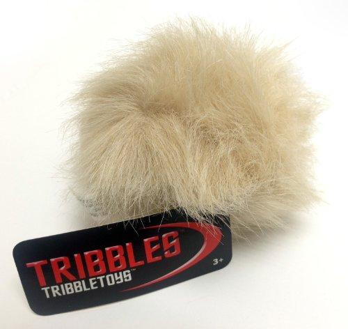 - Star Trek Plush Tribble - Tan Meadow Tribble - Small Size