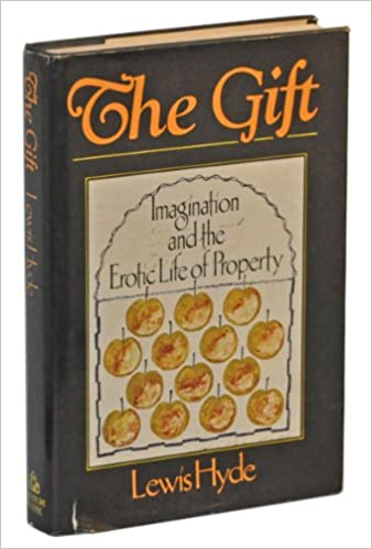 The gift imagination and the erotic life of property