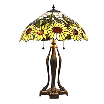 table lamps amazon style sunflower table lamp 11653