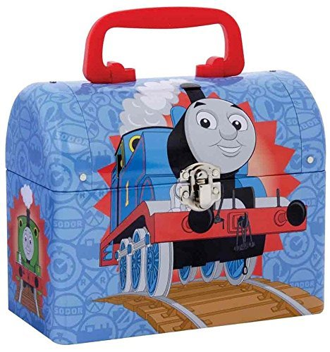 - Thomas the Tank Engine Tin Domed Keepsake Carrying Case