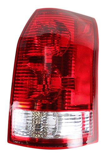 Taillight Taillamp Right Passenger Side Rear Brake Light Lamp for 02-07 Vue