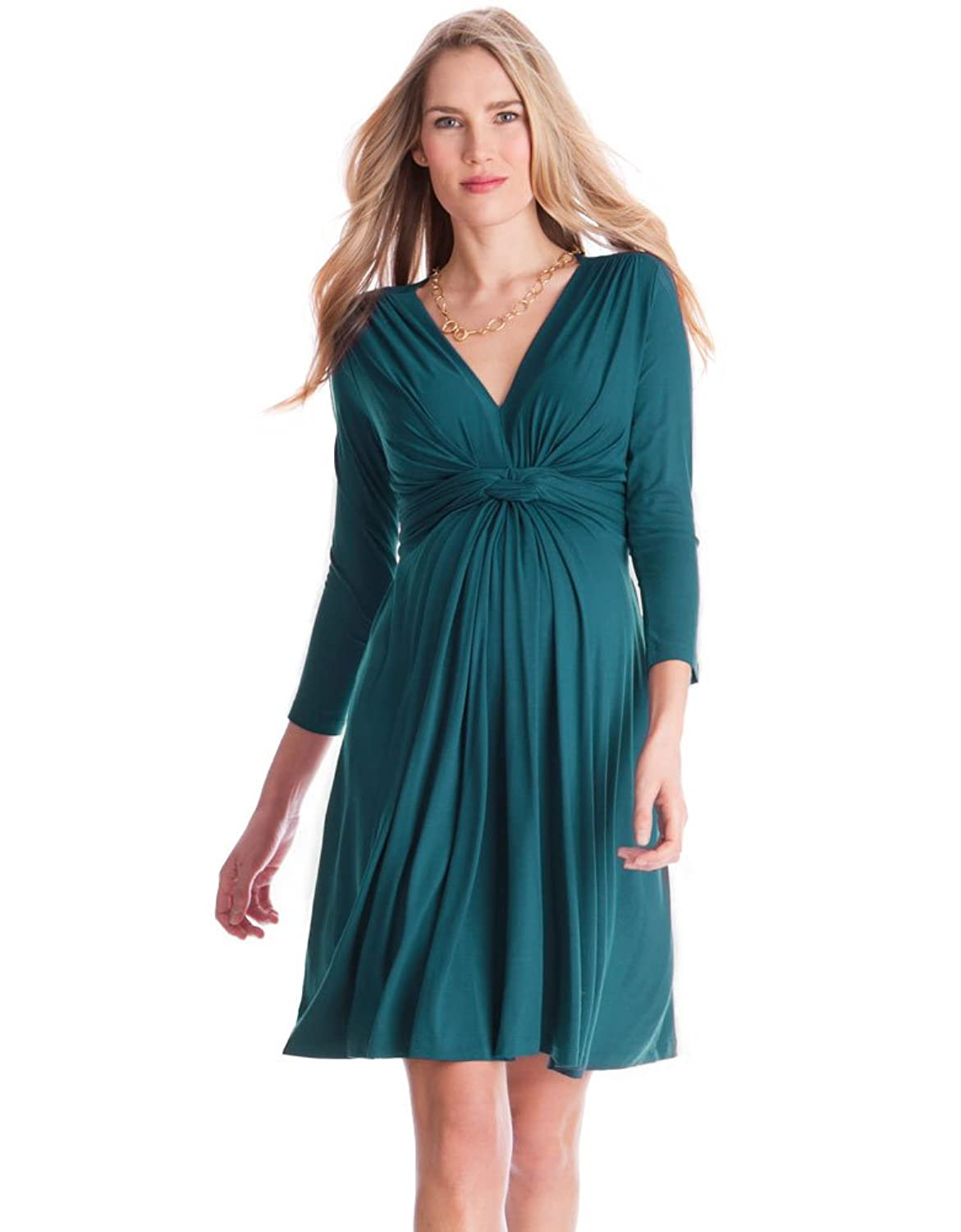 Seraphine adelaide maternity and nursing dress at amazon womens seraphine jolene knot front maternity and nursing dress ombrellifo Image collections