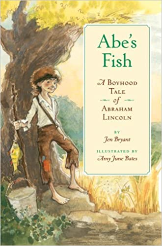 Image result for a fishing abe lincoln'