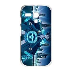 V Fashion Motorola G Cell Phone Case White Psycho Pass I8256182