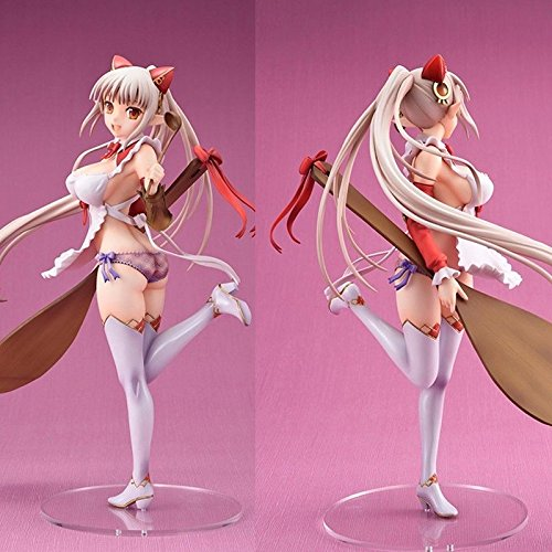 Shocker Spider Man Costume (Anime Queen's Blade Rebellion Aldra Arudora Summoner PVC Figure New In Box)